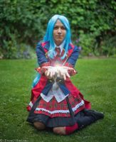 Akb0048 Sono Chieri cosplay test 4 by Elfsire