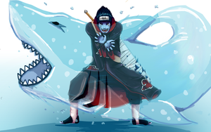 Kisame by canned-sardines