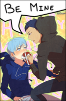 KnB VDay by KeiiGreenTea