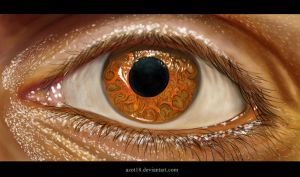 My Eye, My Vision by Azot2014