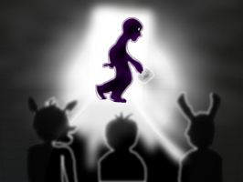 FNAF } I Hope You Die in a Fire by Anime-Greek