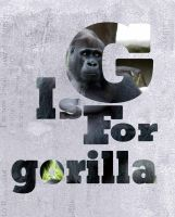 G is for gorilla by katseyesdesigns