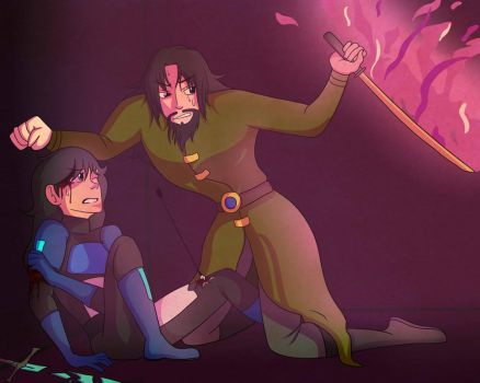 Ivor and Jesse by Meldy-Arts