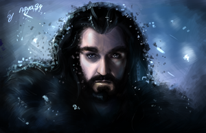 Thorin Oakenshield by Naya94
