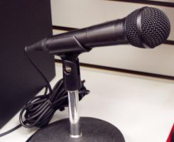 Mic1 by cmg-stock
