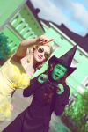 Wicked: One short day in the Emerald City by Mae-rye