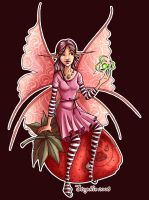 Berry Fairy by lady-cybercat