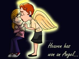 Heaven has won an Angel by flavia0028