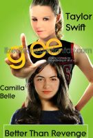 Glee Taylor and Camilla by Itzeditions