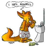 Mondays by Greevixor