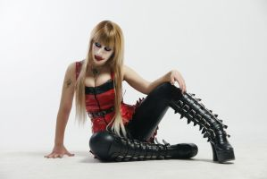 My Version of Harley Quinn by TheLuridOne1885