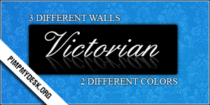 3x pack victorian by pimpmydesk