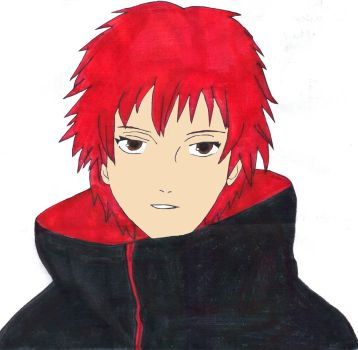 Sasori of the Red Sand by fifthknown