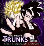 Future of Trunks: Vol II Cover by Rider4Z