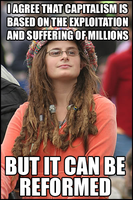 College Liberal Meme by Party9999999
