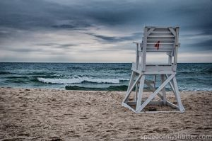 No lifeguard on duty (HDR) by speedofmyshutter