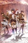 Attack on Titan: Hope for Mankind by miho-nyc