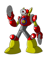 Metalman by JusteDesserts