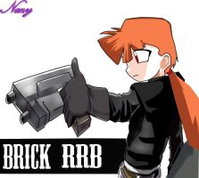 brick Teen ppgd rrb gakusha no gensai by nazy244