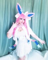 Sylveon Gijinka by HeatherAfterCosplay
