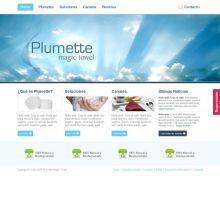 Sky and Clouds Web Site 2 by rgdesign-uruguay