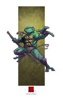 TMNT Donatello by ARTofANT