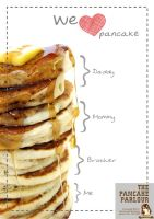 flyer pancake parlour alt by tienTOON