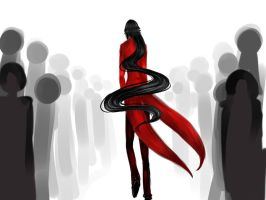 In the Crowd by ivanka-a