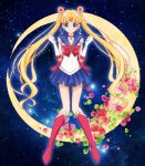 Sailor Moon by Lyra-Kotto