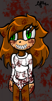 BobbyTH creepypasta sonic version by SuperFanShadamy