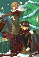 Merry Christmas 2009 by Gasara