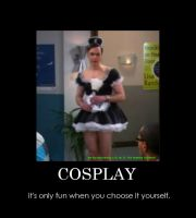 The Big Bang Theory: Cosplay Catostrophe by gamera68