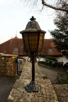 Lampe de rue by LucienWittwer