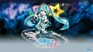 Hatsune Miku : Project DIVA F (PS3) by EvoXIII