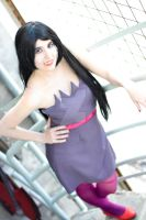 Marceline - Purple dress~ by Paper-Doll89