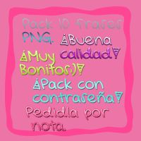 Pack PNG pedido by EncarniLoveubaby