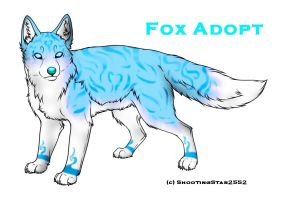 Fox Adopt :CLOSED: by JazuNeon