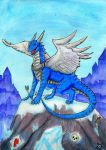Never release a Dragon like him by Ariade