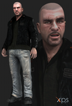 GTAIV - Johnny Klebitz by thePWA