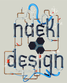 New ID but old school ! by Naeki-Design