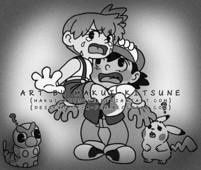 059. 1930's Black and White Cartoon Style by Hakui-Kitsune