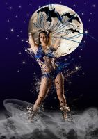 moon fairie by Christos85k