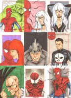 Spider-Man Archives 7 by wheels9696
