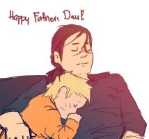 Happy Fathers Day by Jofelly