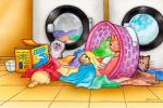 Laundry Day by spiraln