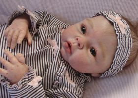 Reborn Baby Audrey by Snuggle-Love