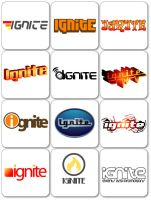 Ignite Logo's by ujie