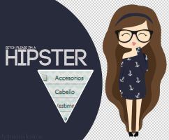 HipsterDoll by tutorialesiiine