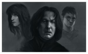 Snape's Bane by ReneAigner