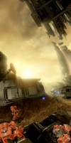 A Halo 4 Panorama by stuckart